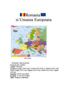 Referat Uniunea Europeana   Referate