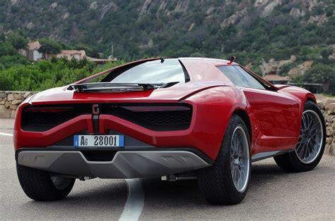 Italdesign Giugiaro Parcour Concept Autoblog