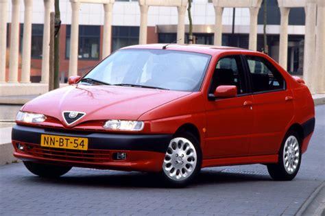 Alfa Romeo 146 Ti 1998 — Parts & Specs
