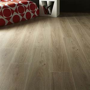 sol stratifie effet chene choco ep7 mm aero deco leroy With parquet stratifié 7 mm