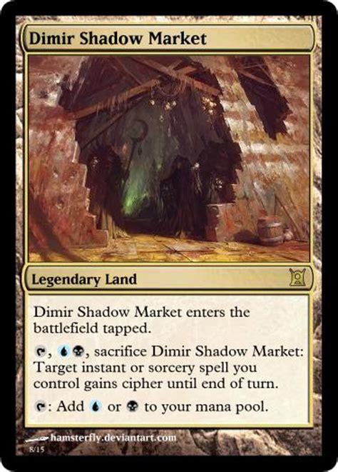 legendary lands  ravnica custom card creation magic