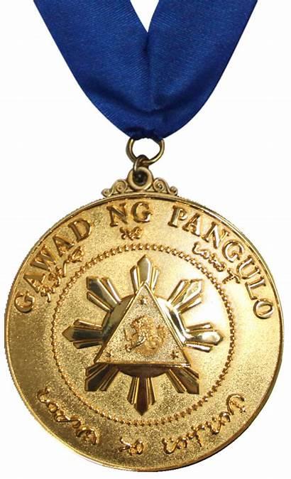 Award Pamana Pilipino Ng Categories