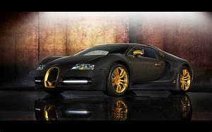 Gold And Black Ferrari Wallpaper 11 High Resolution