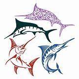 White Marlin Jumping   600 x 600 jpeg 43kB