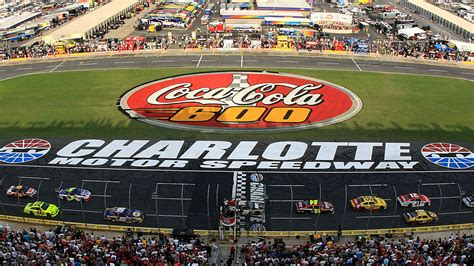Charlotte Motor Speedway's Facebook Pages Hacked Nascar