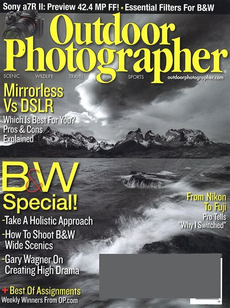 picture magazine subscription outdoor photography magazine