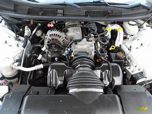 2001 Chevrolet Camaro Coupe 3 8 Liter Ohv 12