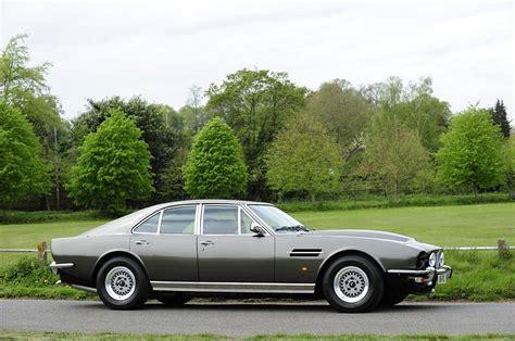 FAB WHEELS DIGEST (F.W.D.): 1974 Aston Martin Lagonda V8 ...