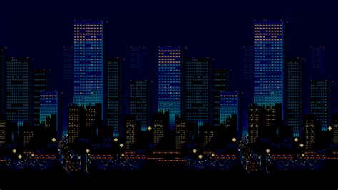 Pixel 2 Animated Wallpaper - pixel 16 bit sega streets of rage city wallpapers