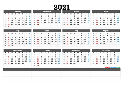 Calendars are available in pdf and microsoft word formats. Free Editable Weekly 2021 Calendar : FREE Fully Editable ...