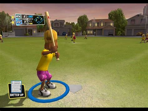 [pc] Backyard Sports Sandlot Sluggers Gameplay