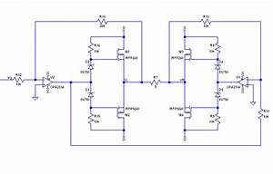 Mosfet H-bridge Amplifier Unbalanced Gain
