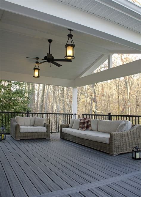 custom trex deckporch malvern pa  sq ft keystone