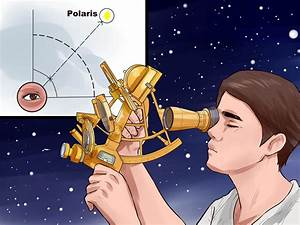 How, To, Use, A, Sextant, 14, Steps, With, Pictures