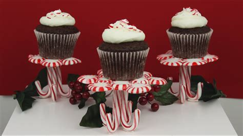 peppermint candy stands  cupcakes youtube