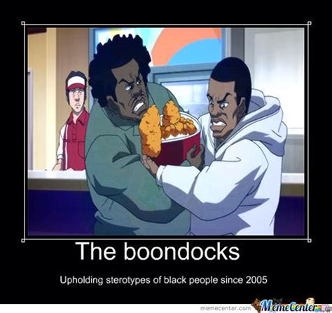 Boondocks Meme - boondocks funniest quotes quotesgram