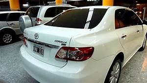 Toyota Corolla Se-g Manual 2011