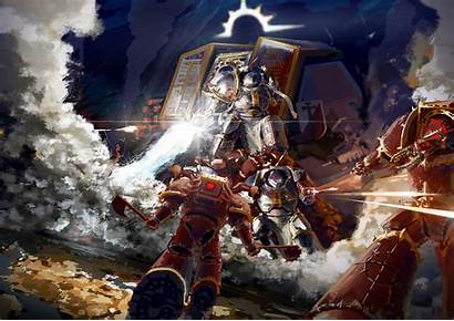 Grey Knight 40k Knights Warhammer Hammk Deviantart