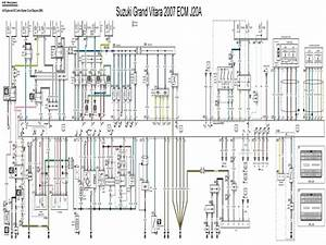 2008 Suzuki All Wheel Drive Wiring Diagram
