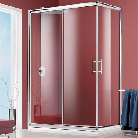 doccia 70x100 box doccia 70x100 cm in cristallo temperato 6 mm