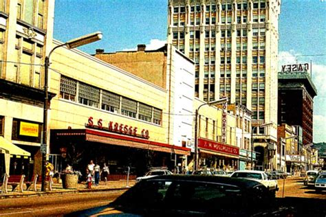 F. W. Woolworth and S.S. Kresge Store in Scranton | The ...