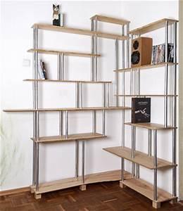 Bücherregal über Eck : regal ber eck bauen dekoration m bel zubeh r ~ Michelbontemps.com Haus und Dekorationen
