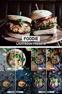 Lightroom Mobile Preset: Food Photography Instagram Blogger Presets, Photo Enhancement, Food ...