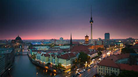 Berlin Skyline Bing Wallpaper Download