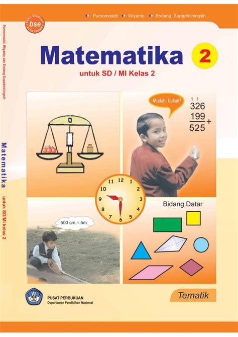 matematika 2 untuk sd mi kelas 2