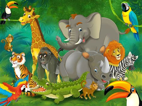 Safari Animals Wallpaper - safari animal wallpaper gallery