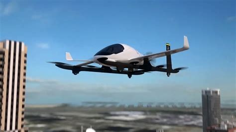 Uber Invests in Plans for Electric VTOL Air Taxi Network ...