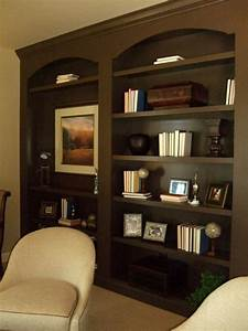Built, In, Bookcases, And, Bookshelves