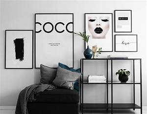 Coco Chanel Bilder : coco chanel plakat plakater med fashion citat posters online ~ Cokemachineaccidents.com Haus und Dekorationen