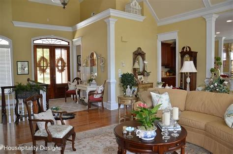 Casual Classic Southern House by Southern Traditional Home Tour Classic Southern Style