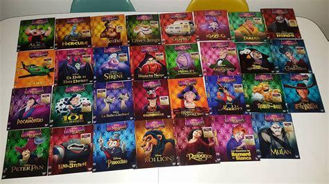 Disney Villains DVD