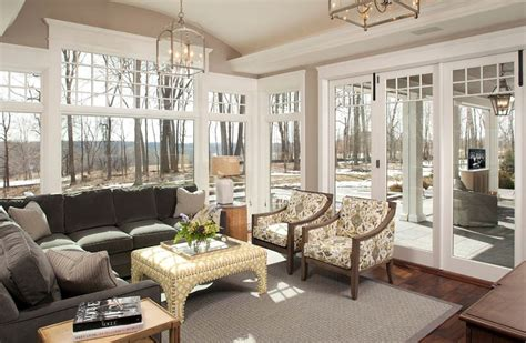 Sunroom Furniture Designs by 40 Beautiful Sunroom Designs Pictures Designing Idea