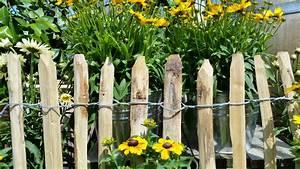 staketenzaun aus edelkastanie 120cm mit 5cm staketenabstand With französischer balkon mit kramer garten staketenzaun