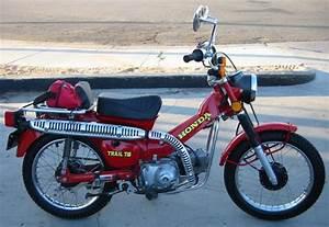 Honda Ct90 Ct110 1977