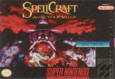 spellcraft snes unreleased unseen