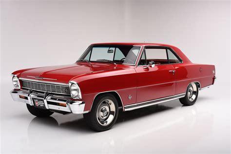 1966 Chevy Nova Muscle Cars