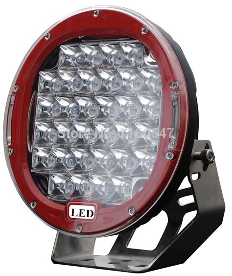 6 inch round led offroad lights 9 inch 96w round cree led work light 12v 24v flood spot