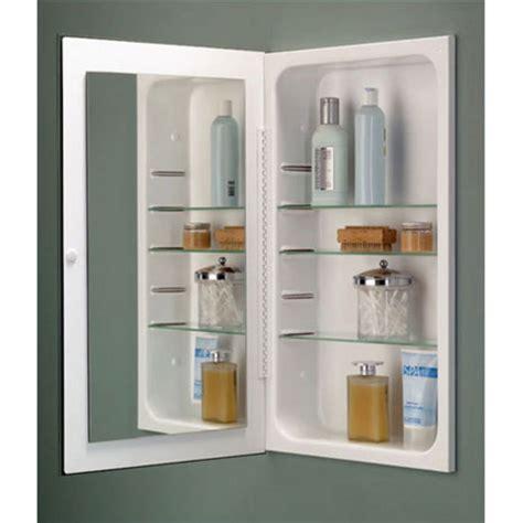 broan nutone cove frameless bathroom medicine cabinets