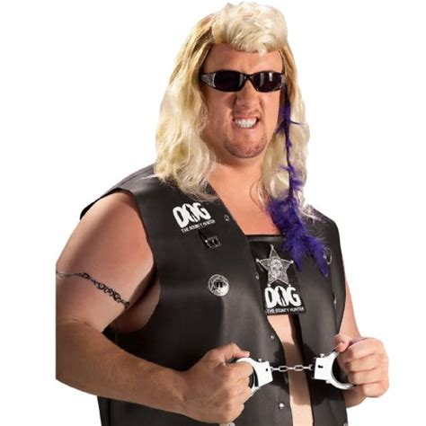 dog and beth chapman bounty hunter costumes