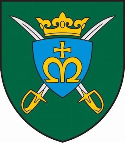 Lithuanian Mindaugas Battalion Hussar King Wolf Iron