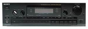Sony Str-d590 - Manual - Am  Fm Stereo Receiver