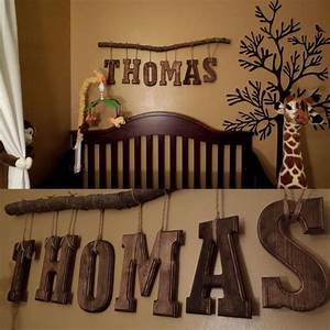 25 best ideas about hanging letters on pinterest With letters to hang in nursery