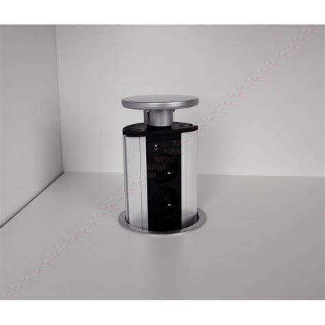 prise electrique encastrable plan de travail cuisine prise 233 lectrique escamotable pour plan de travail ou meuble haut nb de prises 3 prises usb