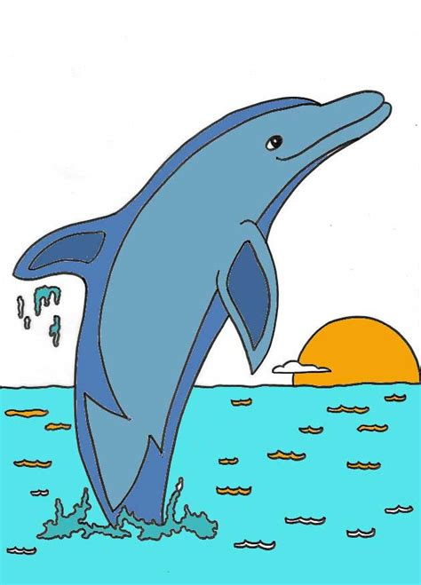 dolphins colors dolphin paint by number dolphin facts and information