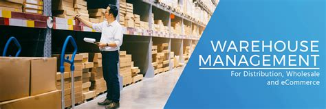 warehouse management inventory system software control tracking centralized