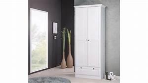 Türen Landhausstil Weiß : mehrzweckschrank landwood schrank in wei mit 2 t ren ~ Michelbontemps.com Haus und Dekorationen